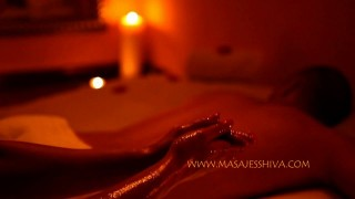 Erotic tantra massage at salon Shiva in Barcelona