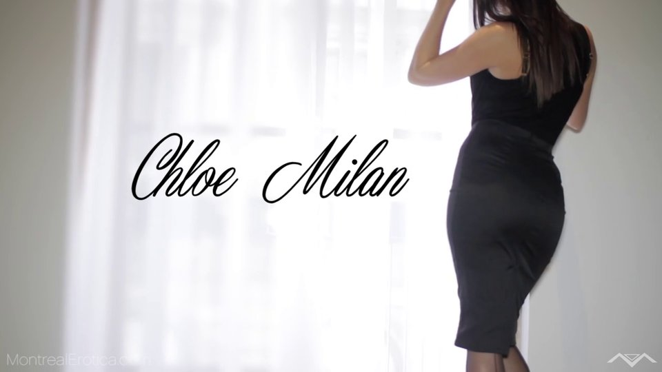 Montreal courtesan video Chloe Milan